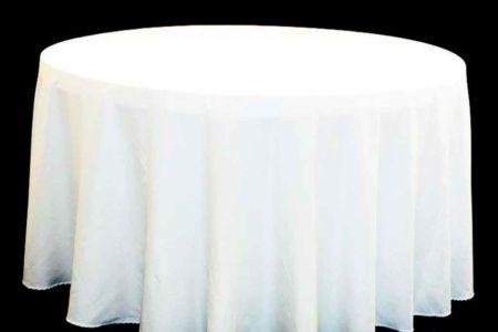 Tischdecke-rund